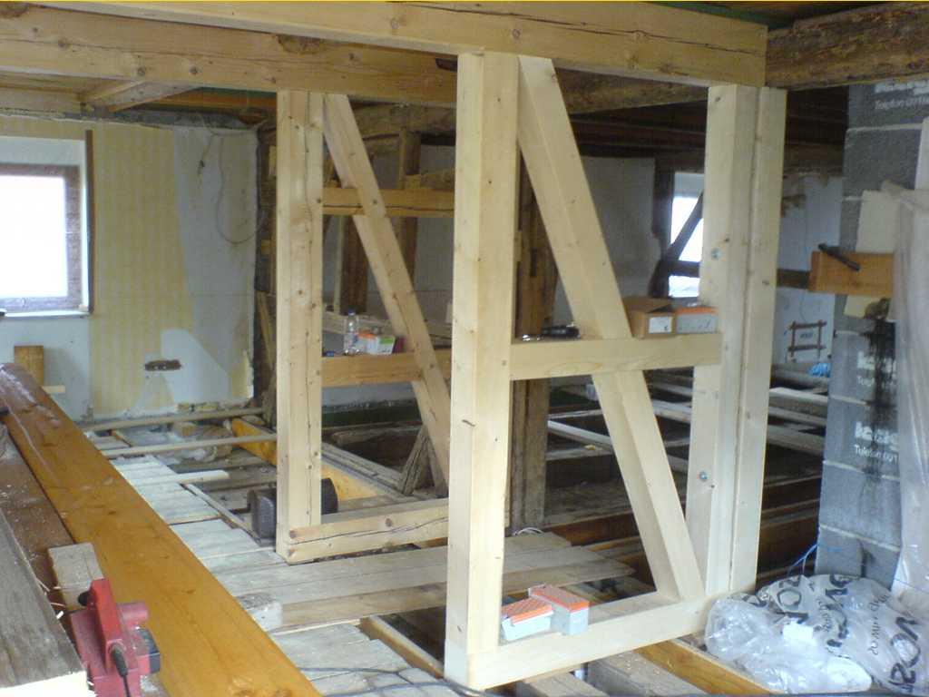 Zimmerei Ahnert - Zimmerei und Holzbau